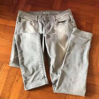 Levi's Washed Out Jeans