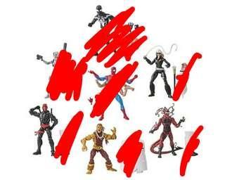 Marvel legends Kingpin without baf