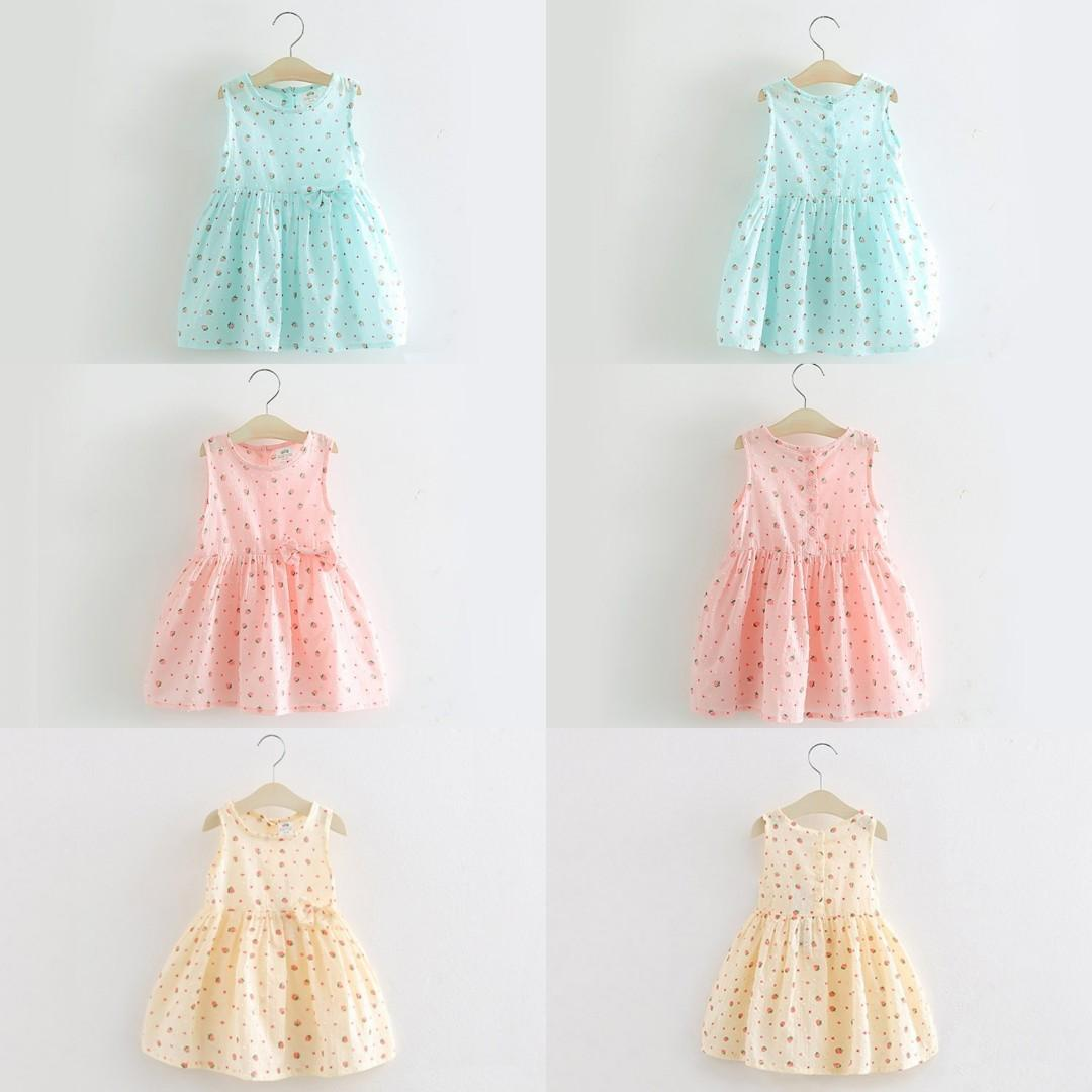 8-8 Years Old Girls Summer Dress Baby Girl Babies Chinese New