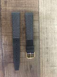 Authentic Charles Jourdan Lizard Skin Ladies Watch Strap