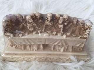 The Last Supper souvenir (ceramic)