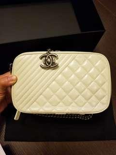 100%real Chanel camera bag