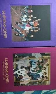 ALBUM WANNA ONE 'NOTHING WITHOUT YOU'