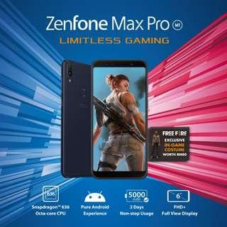 SPECIAL EARLY CHRISTMAS OFFER! BNIB ASUS ZENFONE PRO M1 32GB-3GBRAM