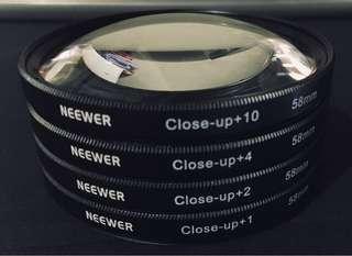 Macro Lens 58mm