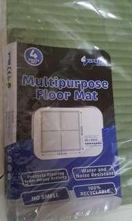 Multipurpose floor mat