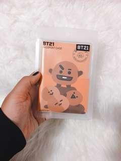 Shooky Passport Cover