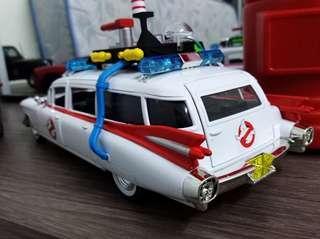 Jada Toys Ghostbuster Ecto-1 Length 24cm