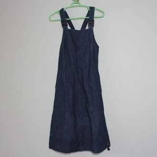 United Colors of Benetton. Ladies' Jeans Dress #SBUX50