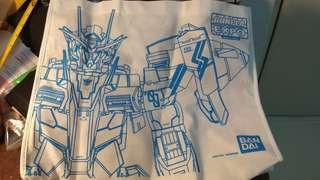 Bandai gunpla expo gundam bag