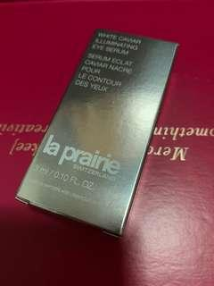 La prairie white caviar illuminating eye serum 眼部精華 3ml