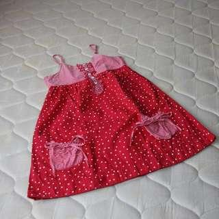 Girl's dress for 8-10 years old (Padini Authentics)