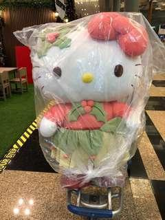 Limited edition 1.2m  Hello Kitty