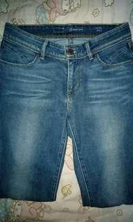 LEVI's Demi Curve Mid Rise Skinny Jeans