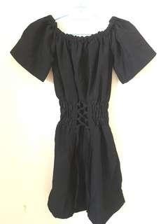 Sabrina Black Jumpsuit