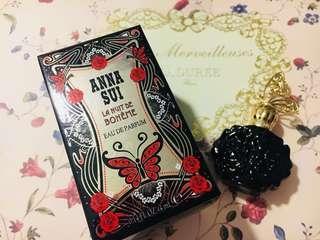 Anna Sui 4ml Eau de parfum perfume