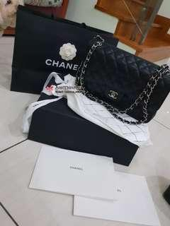 f22a7460bfab15 chanel jumbo   Bags & Wallets   Carousell Singapore