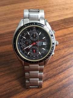 Casio Edifice Chronograph WR 100m