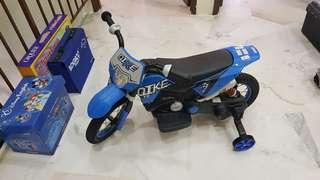 Qike kids bike scrambler