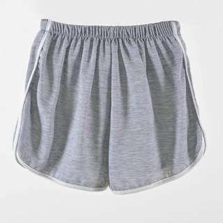 🚚 二手📌 運動短褲 灰色 休閒短褲