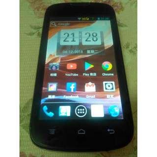 🚚 SK networks WA912 安卓 4.0 雙核心 4吋 智慧型手機 3G 4G 皆可用,功能都正常,只賣600元