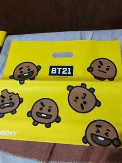 BTS PLASTIC BAG For PRE ORDER