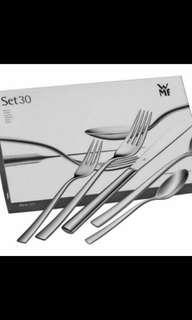 ❄Brand New WMF Cutlery Set 30