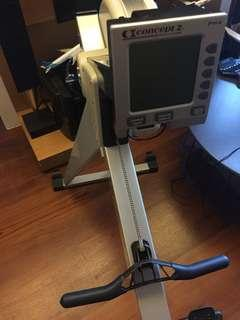 Concept 2 rower fitness PM4 rowing pure healthy equipment