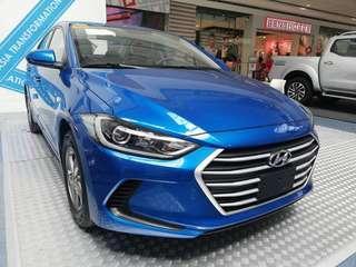 Hyundai elantra zero dp all-in