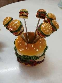 Burger Little Fork