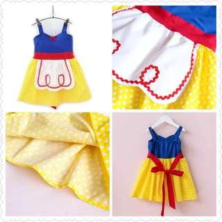 *Clearance offer* Snow White Dress
