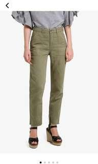 New Look Khaki Utility Trousers