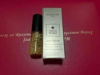 Guerlain royale daily repair firming serum 蜂皇緊緻精華 5ml