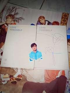 Album BTS Love Yourself her version V