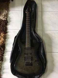 Fernandes MIJ electric guitar