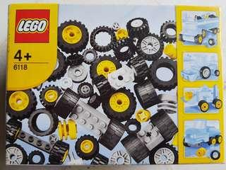 LEGO Wheels/Tires/Related Parts (6118)