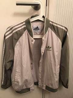 Adidas Retro Green Jacket