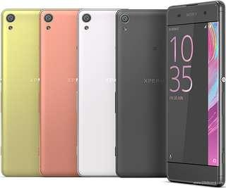 Sony Xperia XA 16GB Android 7.0 4G Mobile