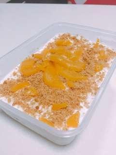 Rich & Creamy Mango Float