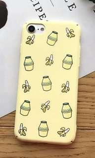 Banana iphone 7 Casing