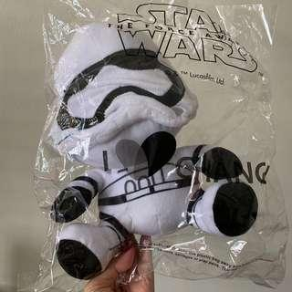 Changi Airport Star Wars Plush - Stormtrooper