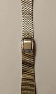 SEIKO 17mm 鋼織錶帶 2條(每條計)