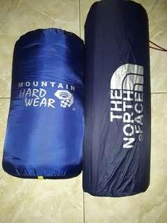 Paket Sleeping Bag 3 Layer + Matras Alumunium Foil
