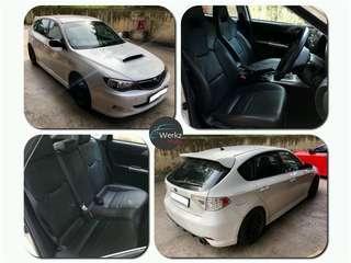 Subaru Impreza 2.0 R-S 5-Dr Auto