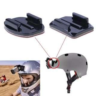 GoPro SJCam Flat Snap Tray