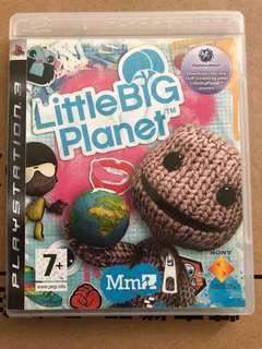 🚚 Little Big Planet PS3