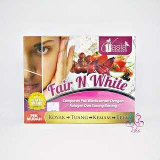 [V'ASIA] Fair N White - 10 Sachet X 3g