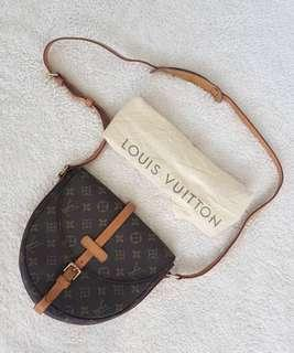 AUTHENTIC GM CHANTILLY SLING BAG