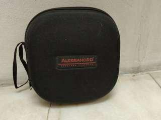 Alessandro Headphone Case (Medium size)