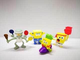 4 Spongebob